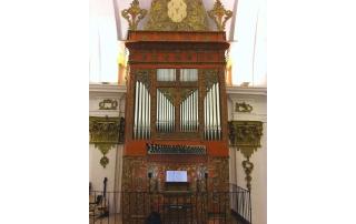 Órgano de San Francisco de Lorca