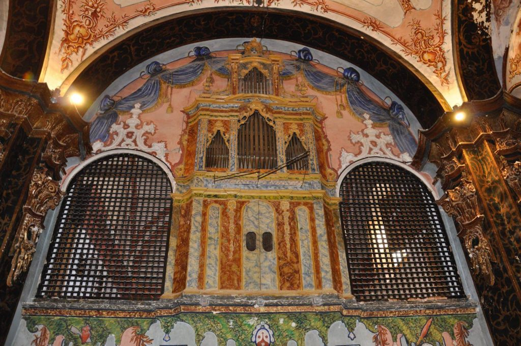 organo_convento_carmelitas_caravaca